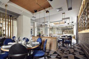 sala w restauracji