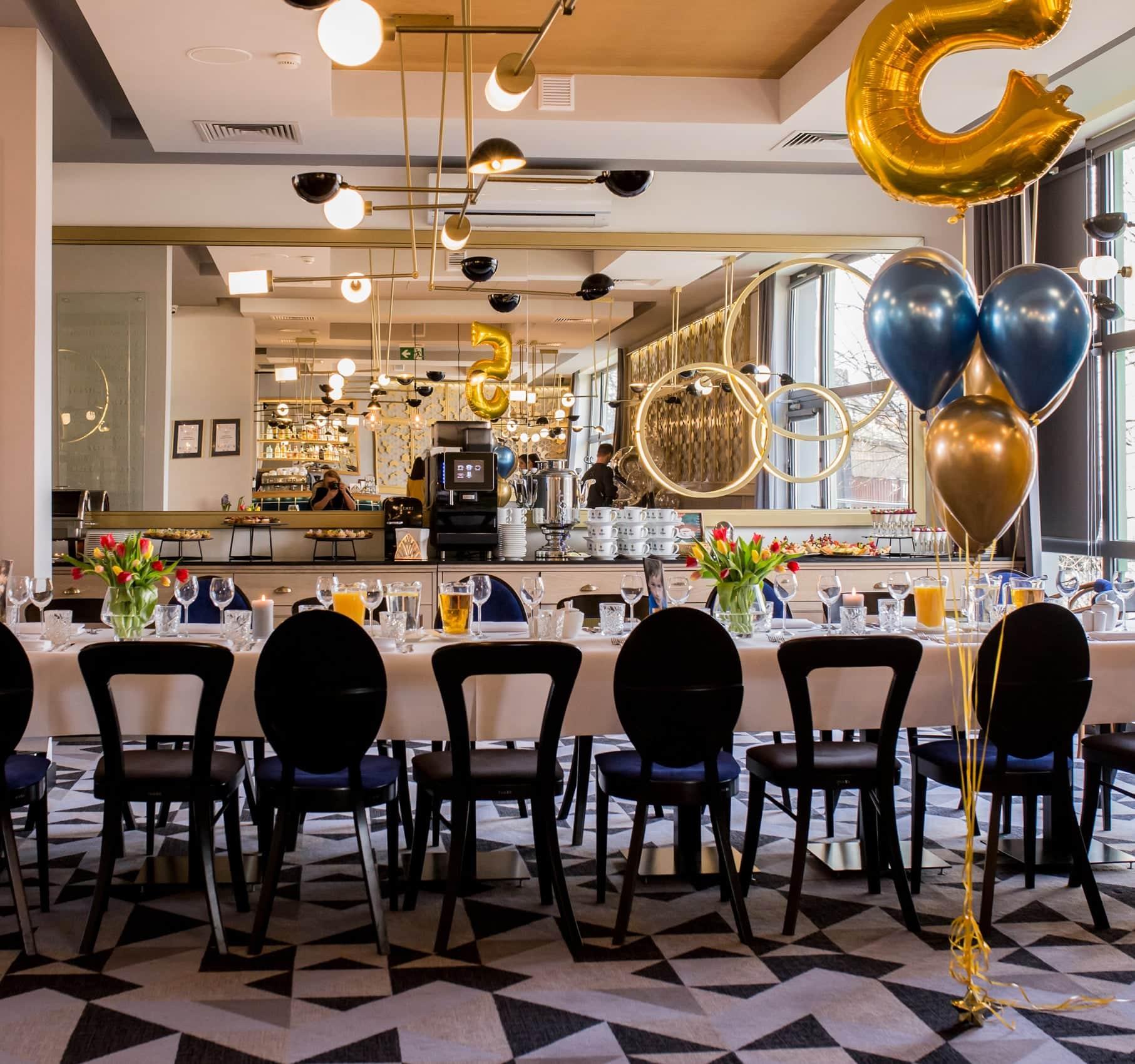 restauracja na urodziny